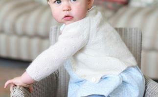 Princess Charlotte birthday portrait.
