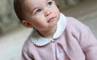 Princess Charlotte portrait 2016.