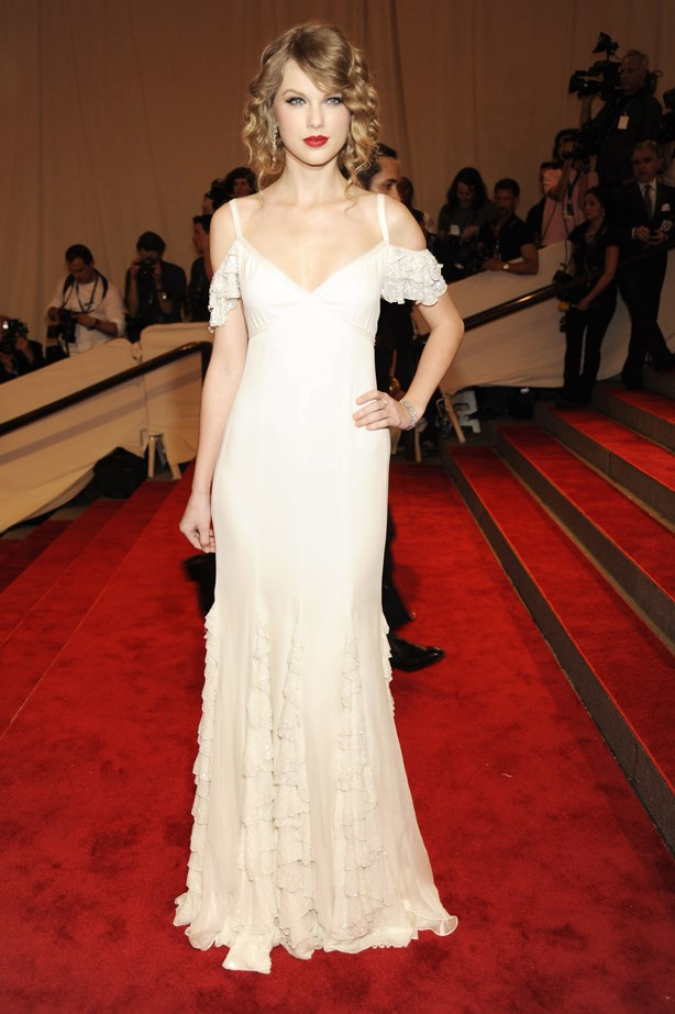 Taylor Swift, 2010.