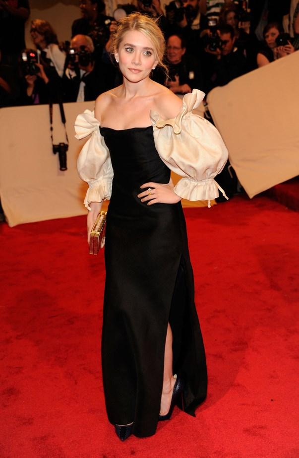 Ashley Olsen, 2011.