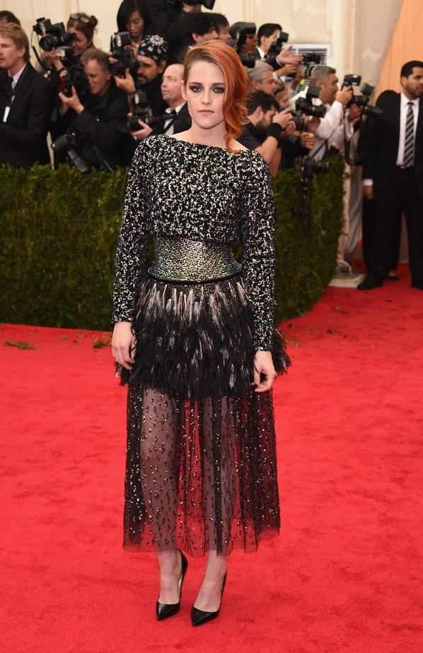 Kristen Stewart, 2014.