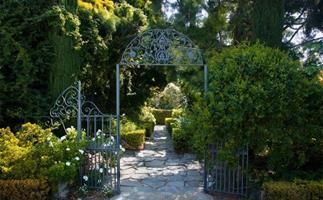 Gwyneth Paltrow Santa Barbara house.