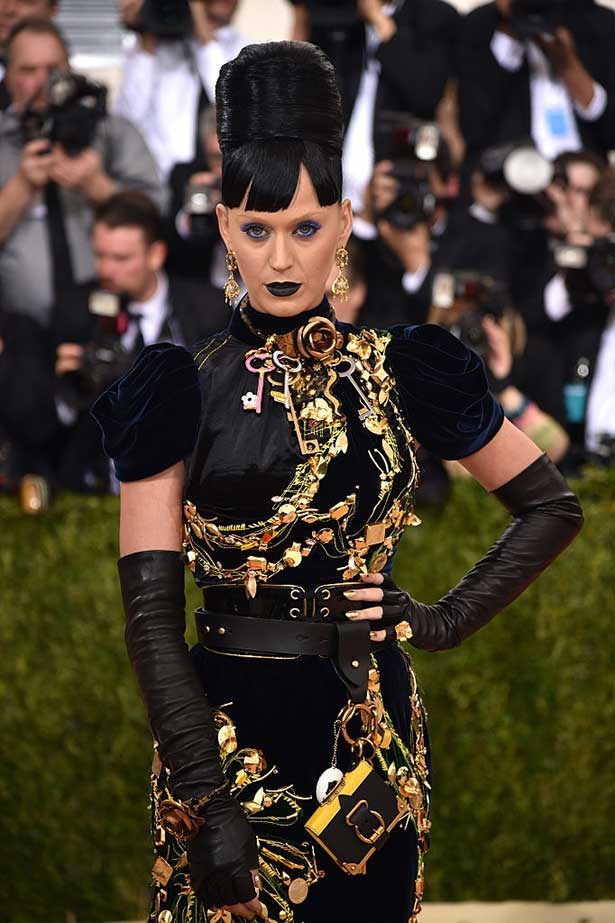 Katy Perry wears Prada at the 2016 Met Gala