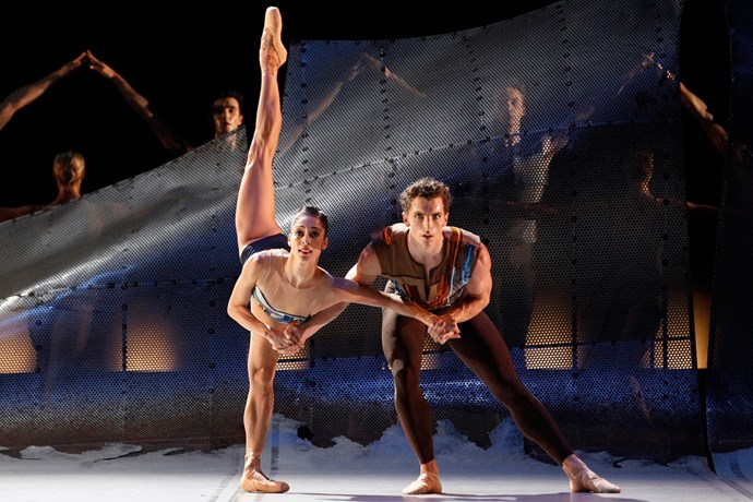 "<strong>May 10</strong><br> The Australian Ballet's 'Vitesse' continues in Sydney until May 16, and is well worth catching. The fast-paced triple bill includes<em> Danse à Grande Vitesse</em> from Christopher Wheeldon of London's Royal Ballet, along with <em>Forgotten Land</em> and <em>In The Middle, Somewhat Elevated</em>. <br><a href=""https://australianballet.com.au/the-ballets/vitesse-2016"">australianballet.com.au</a>"