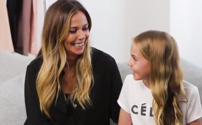 Liz Kelsh and daughter Ava