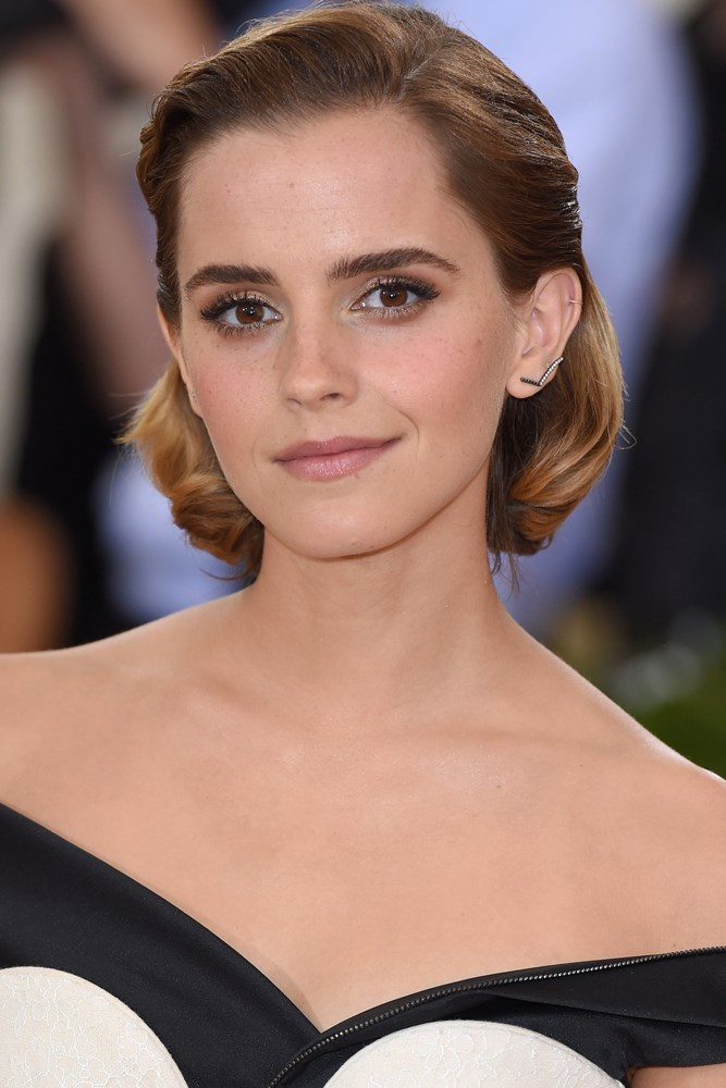 Emma Watson at the 2016 Met Gala