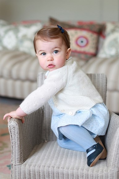 Kate Middleton Just Revealed Princess Charlotte Has A Hamster