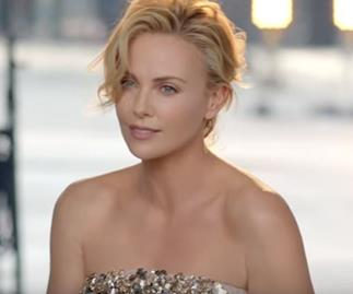 Charlize Theron for J'adore by Dior