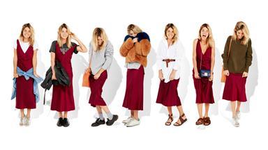How To Wear A Slip Dress 7 Ways