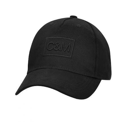 "Not a skilled boxer braider? Stick with a cap instead.<br><br> Cap, $79, <a href=""http://www.camillaandmarc.com/far-away-eyes-cap-black.html"">C&M</a>."