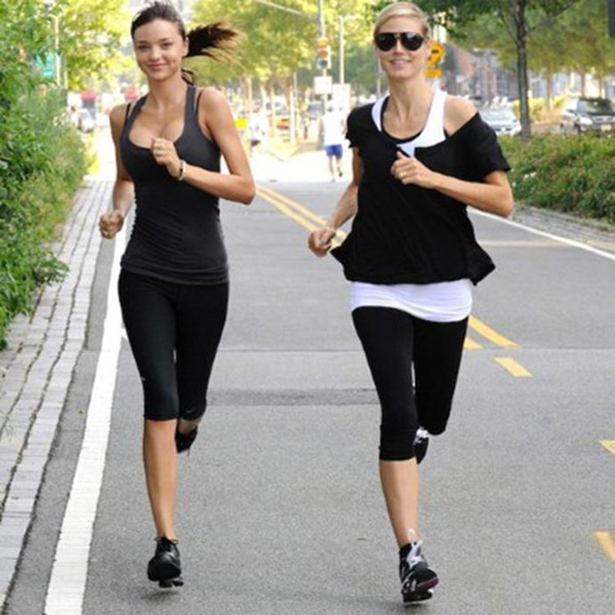"""</p><p><b>Running</b></p><p> """"If your primary aim is to decrease the size of your thighs, then run!  If you have no prior injuries, running is the quickest way to lose weight,"""" Towersey says.</p><p> But she adds that it's important to note that you need to choose your type of running based on your end goal – high-intensity interval trailing like sprints will promote fat loss, while steady state cardio like marathon training will result in a smaller scale or size, but not necessarily in a lean figure. </p><p> """"You just have to compare the physique of a sprinter with that of a marathon runner to understand this [idea],"""" she says.</p><p> Towersey recommends starting out with steady state cardio for six to eight weeks to build a good aerobic foundation and allow you to progress to intervals safely."""