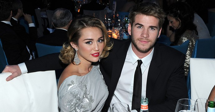 Miley Cyrus Liam Hemsworth Relationship