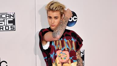 Justin Bieber Has Tattooed His Face