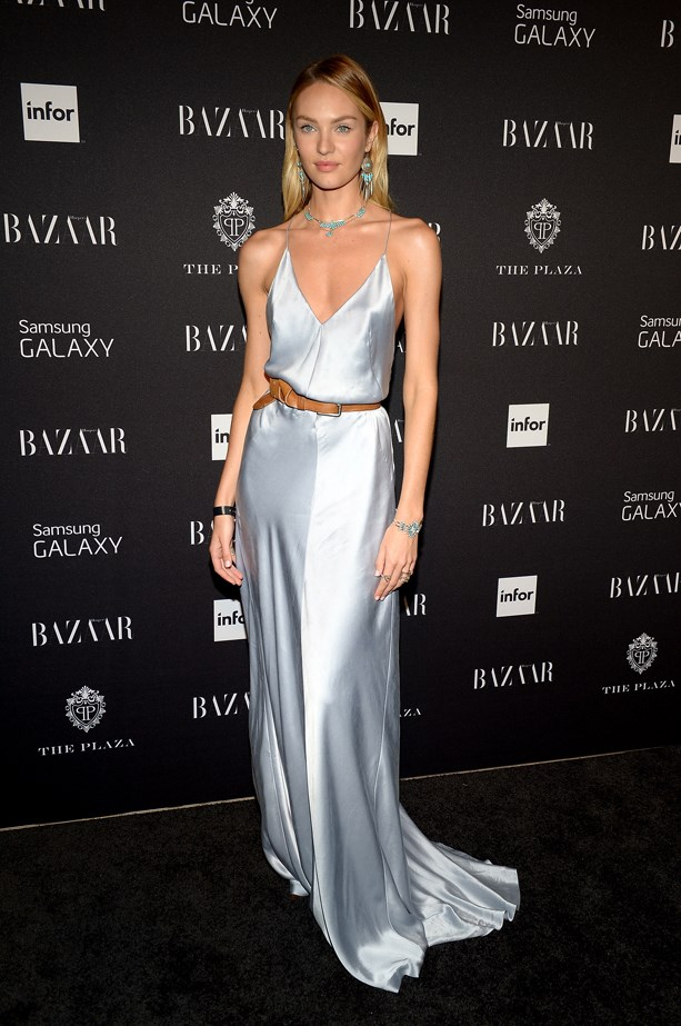 <strong>Candice Swanepoel, September 2014</strong> <br><br> Harper's BAZAAR Celebrates Icons By Carine Roitfeld.