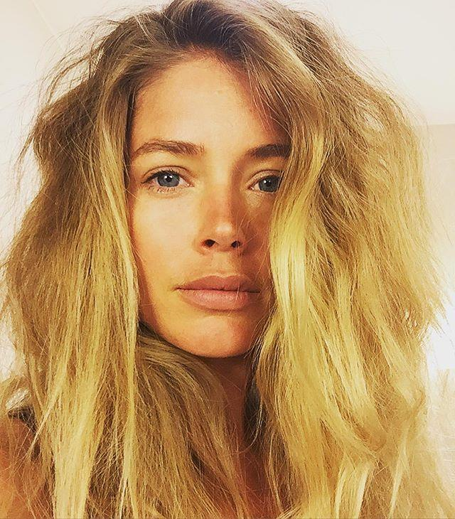 <strong>Doutzen Kroes.</strong><br><br> Got frizzy hair? Faceswap with Doutzen and you'll be twins. A mood improver if ever there was one.