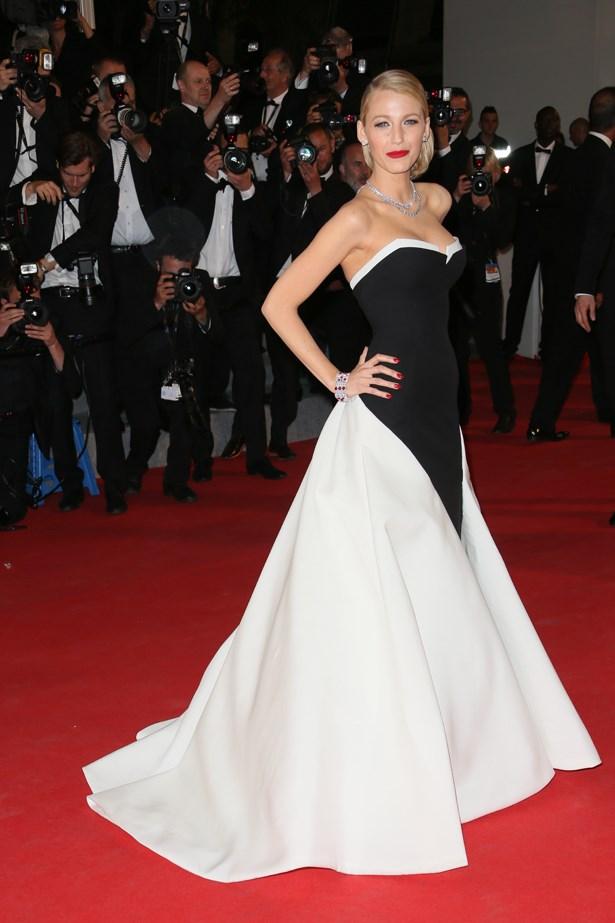 Blake Lively at the Cannes Film Festival.
