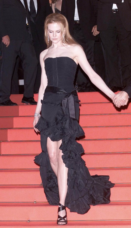 Nicole Kidman, 2001.