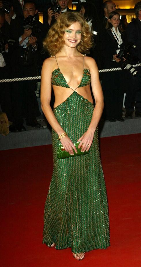 Natalia Vodianova, 2004.