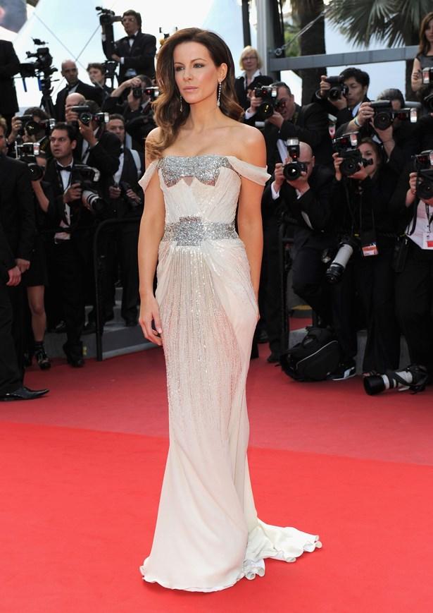 Kate Beckinsale, 2010.