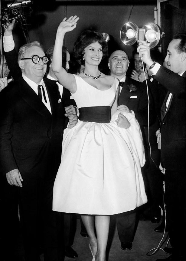 Sophia Loren, 1959.
