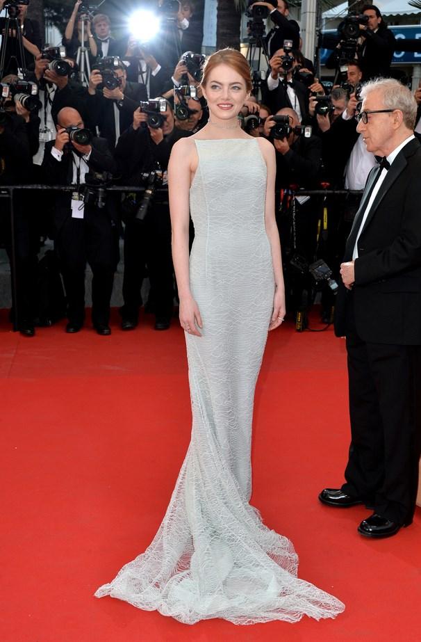 Emma Stone, 2015.