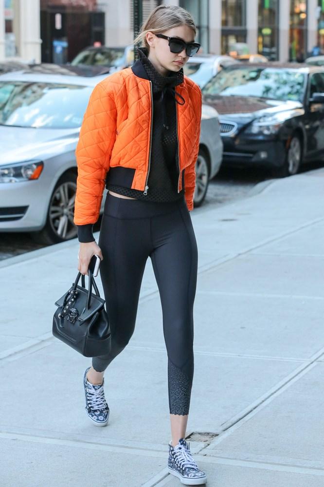 Gigi Hadid gym New York