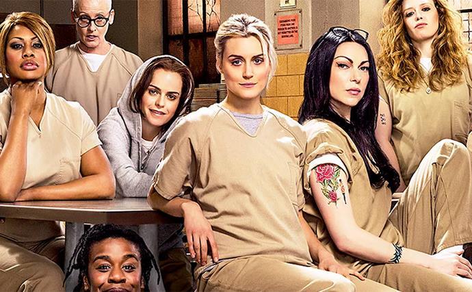 Orange Is The New Black season 4.