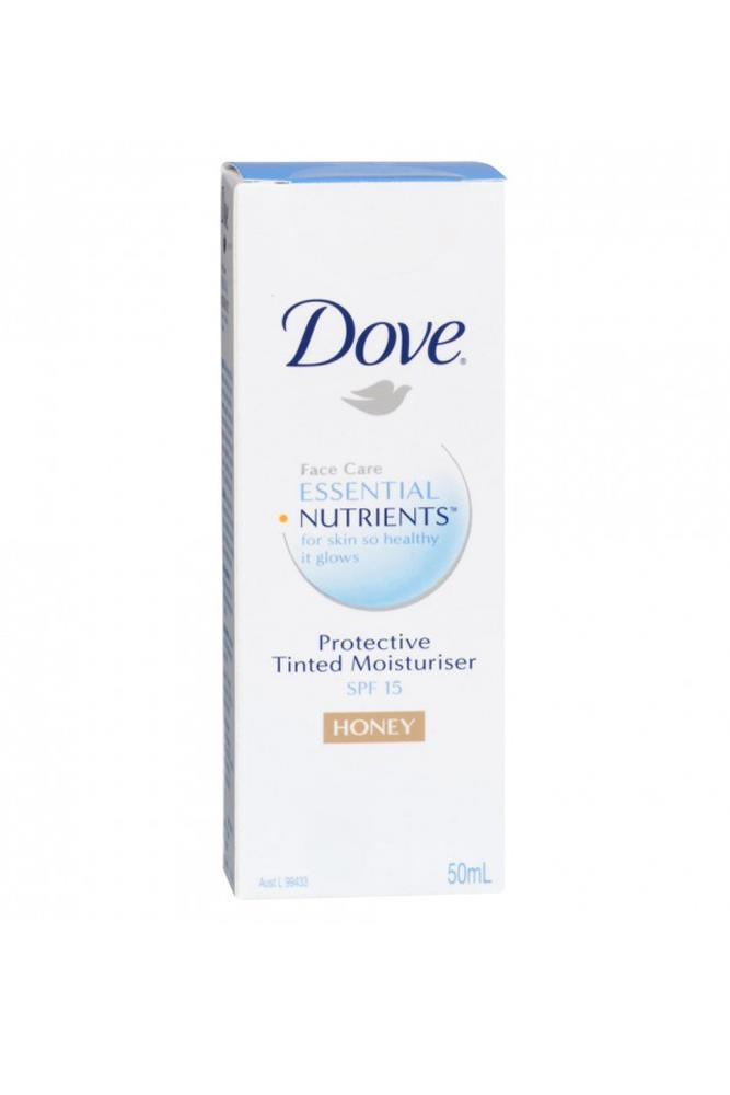 "<a href=""https://www.priceline.com.au/dove-essential-nutrients-tinted-moisturiser-honey-spf15-50-ml"">Essential Nutrients Tinted Moisturiser in 'Honey', $9.99, Dove</a> <br><br> ""This is my go-to and has been since I was 15."" — Emma Kalfus, fashion editor"