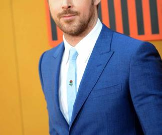 Actor Ryan Gosling attends the premiere of 'The Nice Guys' at TCL Chinese Theatre on May 10, 2016 in Hollywood, California.