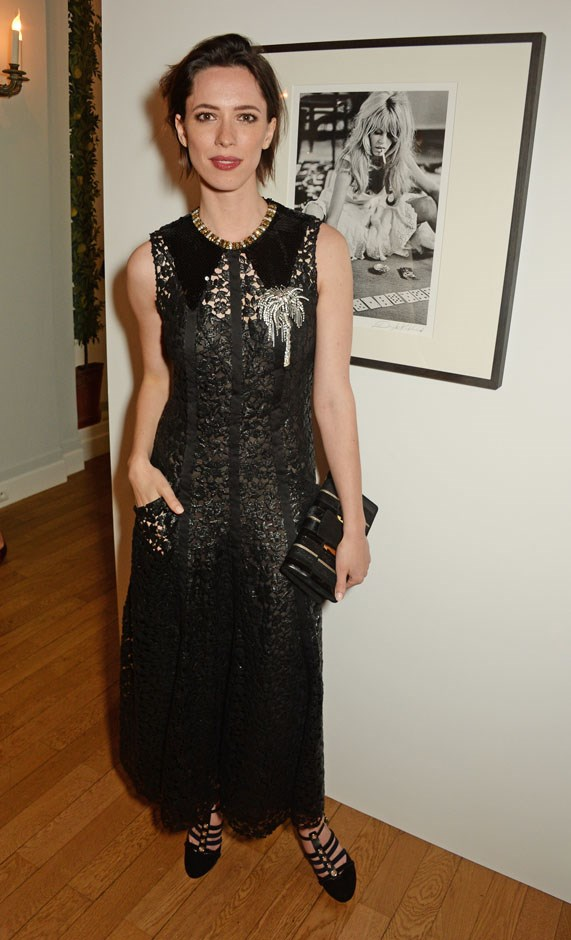 Rebecca Hall.