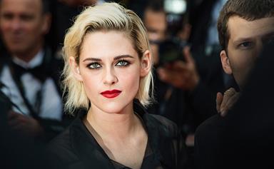 Kristen Stewart Reveals Why She Went Platinum Blonde