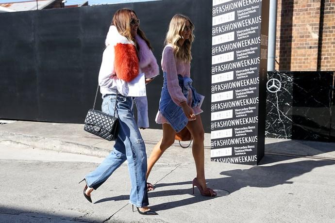 Carmen Hamilton blogger street style MBFWA 2016