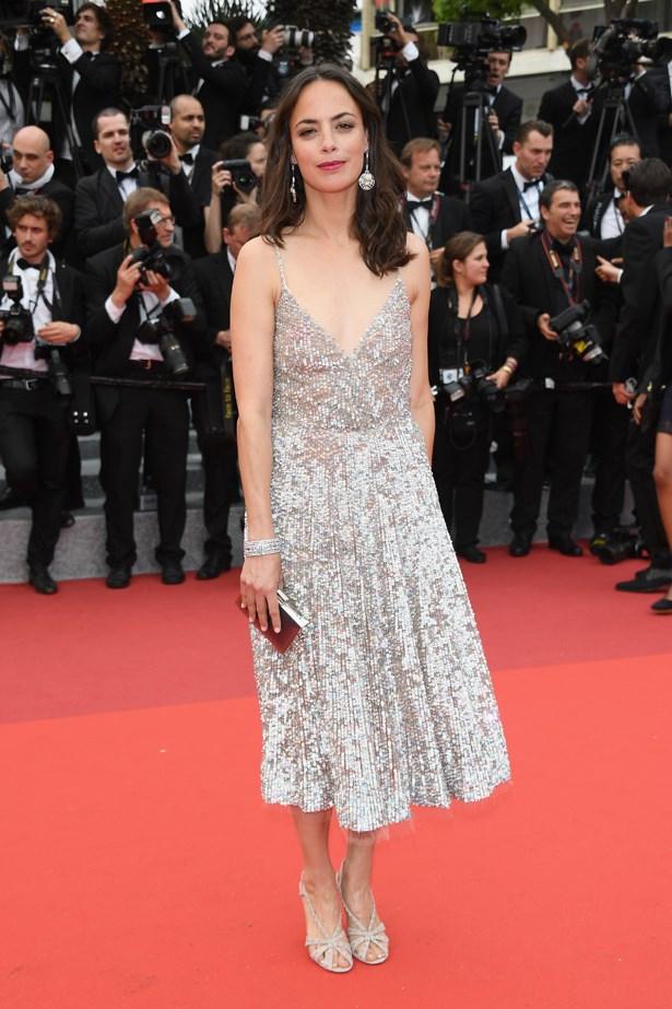 Berenice Bejo.