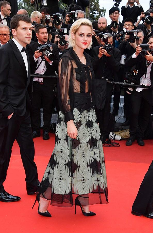 Kristen Stewart Cannes.