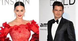 Katy Perry Orlando Bloom Coachella