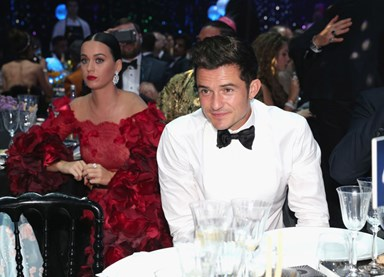 Katy Perry And Orlando Bloom Are Instagram-Official