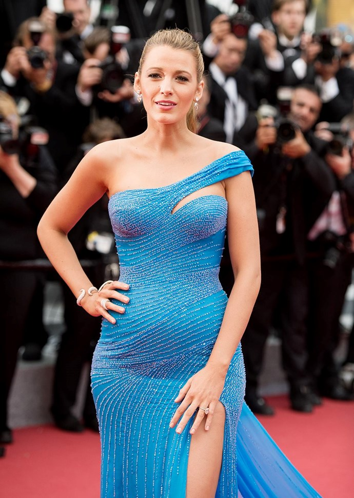 Blake Lively Cannes 2016.