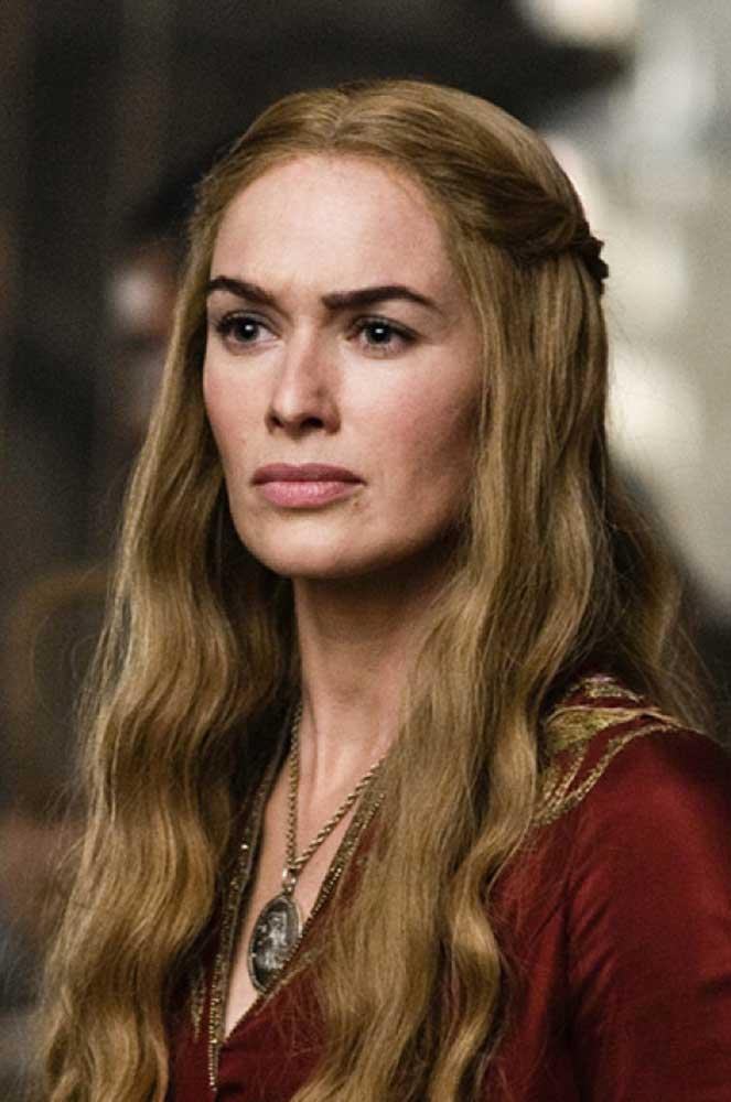 </p><p><b>Cersei Lannister</b></p><p> The manipulative Lannister matriarch is played by <em>Pride and Prejudice and Zombies</em> star Lena Headey.
