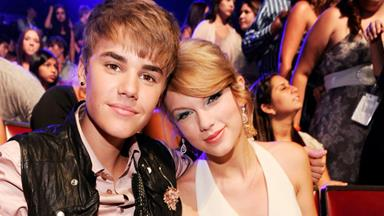 Justin Bieber Likes A Good Taylor Swift Singalong