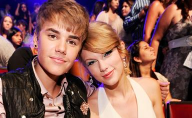 Justin Bieber Likes A Good Taylor Swift Singalong