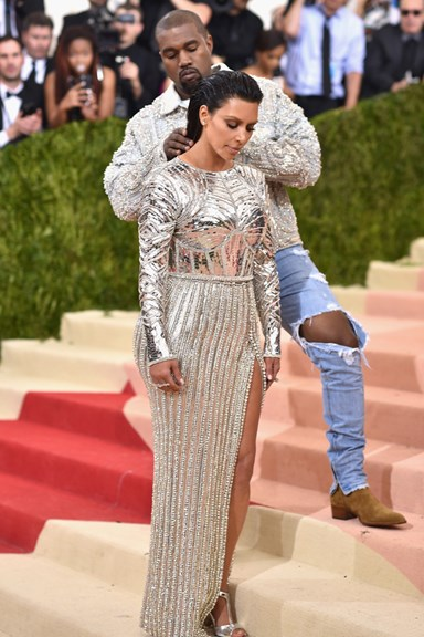All The Times Kanye West Has Been An Attentive And Doting Stylist To Kim Kardashian