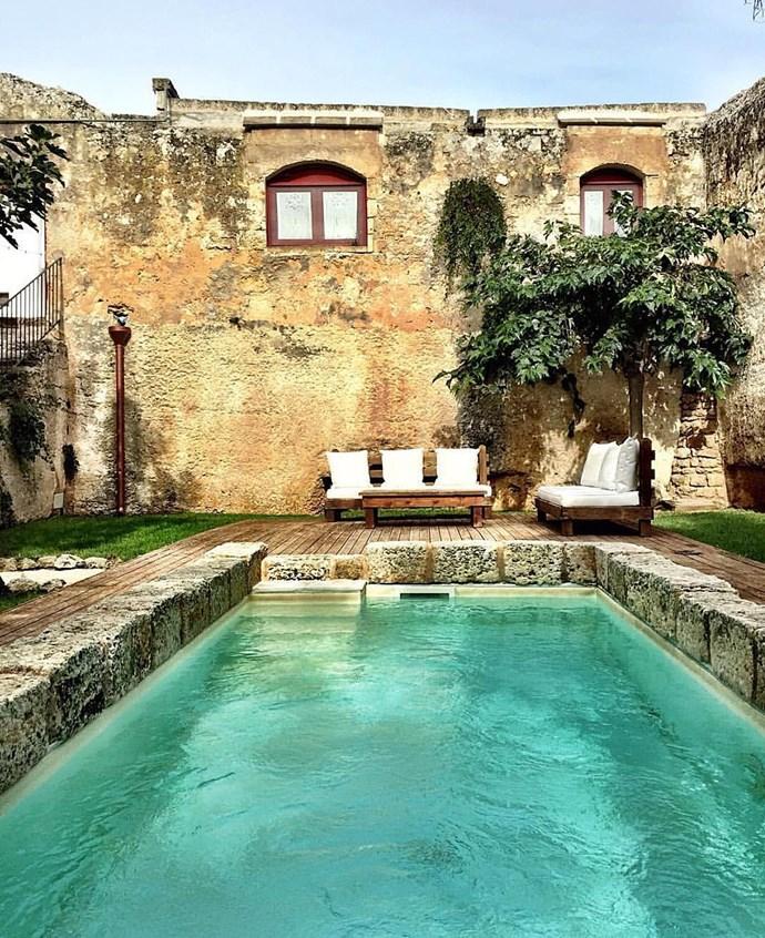 "Masseria Torre Coccaro in Puglia, Italy<br><br> <a href=""https://www.instagram.com/p/BFGV9_Yt8ZD/"">instagram.com/wheresbrentbeen</a>"