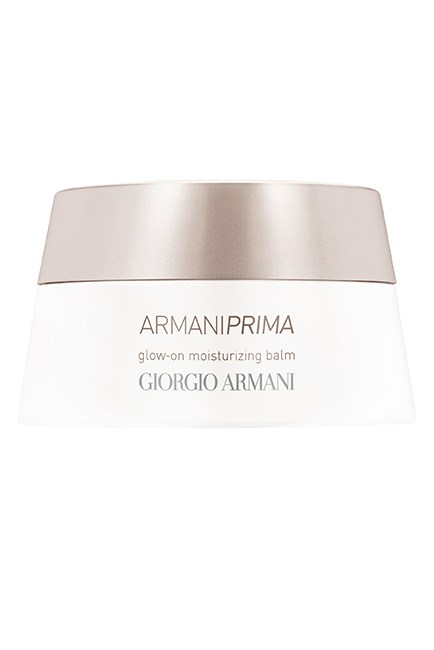"The glow-giving hero that makes winter-weary skin that much brighter.<br><br> <strong>Armani Prima Glow-on Moisturising Balm, $128, <a href=""http://shop.davidjones.com.au/djs/en/davidjones/GiorgioArmani-beauty"">Giorgio Armani</a></strong>"