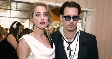 Amber Heard Has Filed For A Domestic Violence Restraining Order Against Johnny Depp