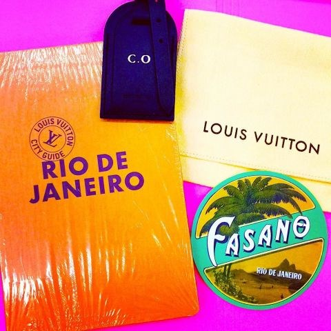 "<strong>The collection was unveiled in Rio de Janeiro, Brazil</strong> <br><br> Following Chanel's Cruise show in Cuba earlier this month, Louis Vuitton is the latest brand to take it's collection on a tropical getaway. <br><br> Instagram: <a href=""https://www.instagram.com/p/BF1tnxNs5wh/?taken-by=carolinaxoneill"">@carolinaxoneill</a>"
