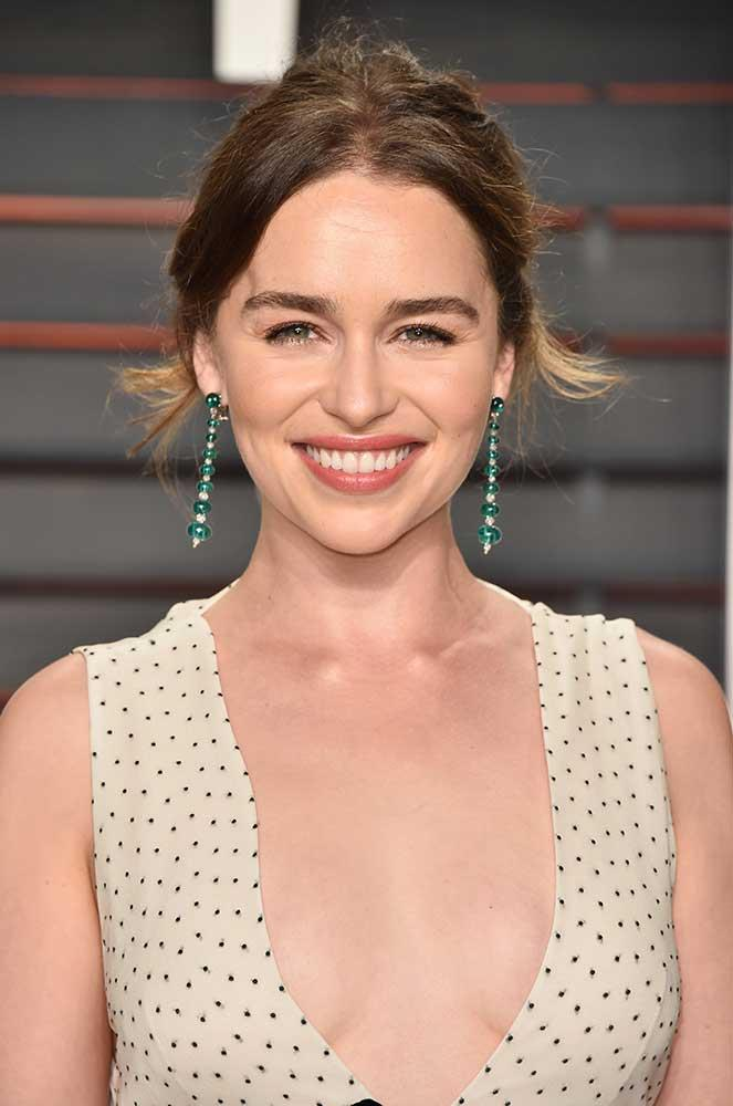 """</p><p><strong>Emilia Clarke</strong></p><P> The <em>Game of Thrones</em> star has already conquered fantasy and romantic-comedy, and now she's looking for a new challenge. </p><P> """"I have a lot of unrealised dreams,"""" she told the <em><a href=""""http://www.dailystar.co.uk/showbiz/519206/Emilia-Clarke-Jane-James-Bond-Game-Thrones-Idris-Elba-Tom-Hiddleston"""">Daily Star Sunday</a></em>. </p><P> """"I would love to play Jane Bond. My ultimate leading man would be Leonardo DiCaprio. No doubt about it."""" </p><P> We could totally get on board with Boo Boo being the first Bond Boy. </p><P>"""