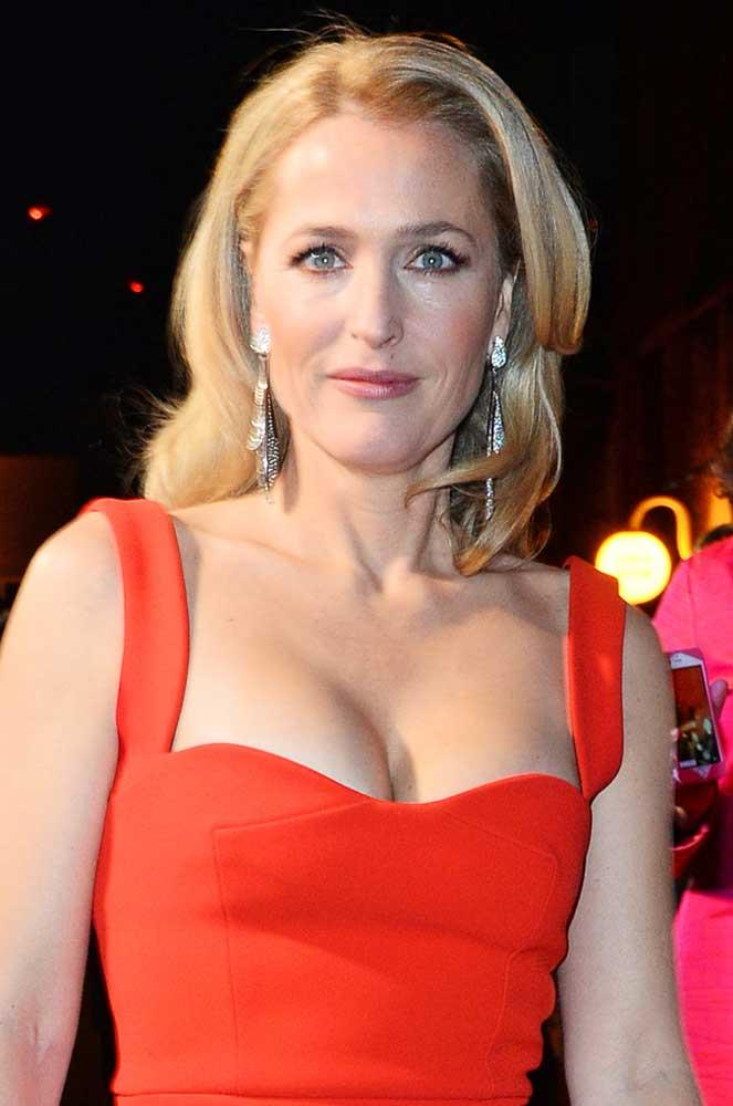"""</p><P><strong>Gillian Anderson</strong></p><P>Already a star of <em>The Fall</em> and <em>The X-Files</em>, Gillian Anderson cheekily threw her hat in the ring to play the next Bond by <a href=""""https://twitter.com/GillianA/status/734145694055976960"""">tweeting</a> a fan-made poster depicting her in front of the franchise's iconic gun barrell and effectively coining the phrase """"Jane Bond"""". """"It's Bond. Jane Bond,"""" she wrote. """"Thanks for all the votes! (And sorry, don't know who made [the] poster but I love it!) #NextBond"""" Her enthusiasm sent her fans into a frenzy, with some suggesting they'd <a href=""""https://twitter.com/r4ulsonfeels/status/734146710453157888?ref_src=twsrc%5Etfw"""">sell their souls</a> to see her cast as the iconic English spy."""