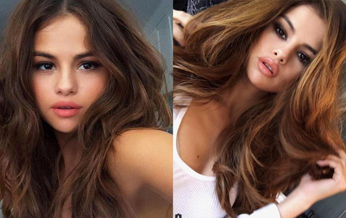 <p> <strong>Selena Gomez</strong></p> <p>Selena Gomez showed off her lighter locks on Instagram today, which we are all about, by the way.</p>