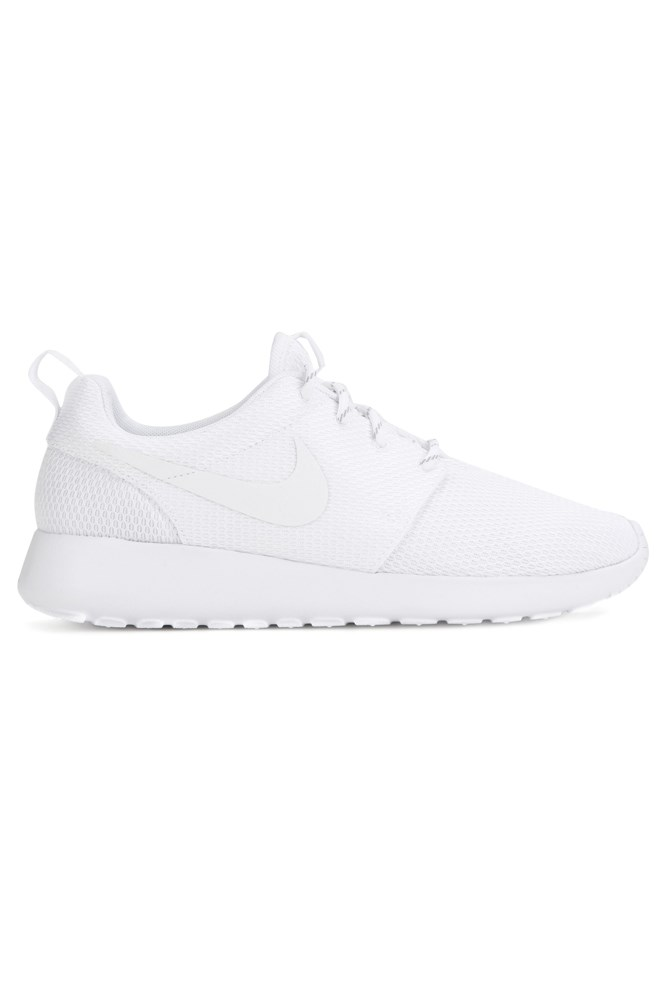 "<strong>Neutral territory</strong><br><br> <a href=""http://www.mytheresa.com/en-au/nike-roshe-one-sneakers-540286.html"">Sneakers, $135, Nike</a>"