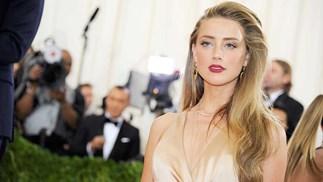 Amber Heard attends 'Manus x Machina: Fashion In An Age Of Technology' Costume Institute Gala